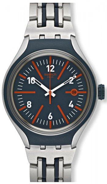 YES4012AG - zegarek męski - duże 3