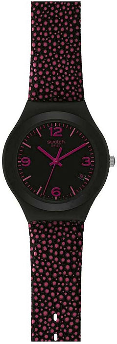 Swatch YGB4005 Irony Pink Drobs