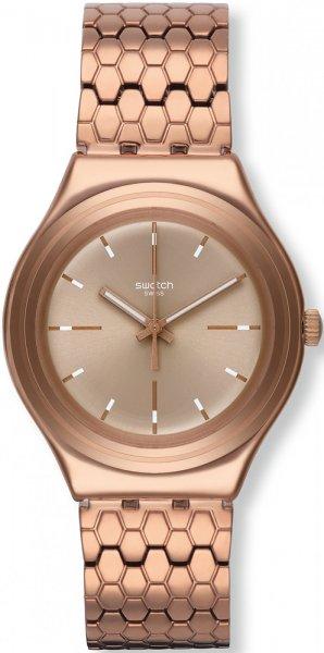 Zegarek damski Swatch irony big YGG103G - duże 1