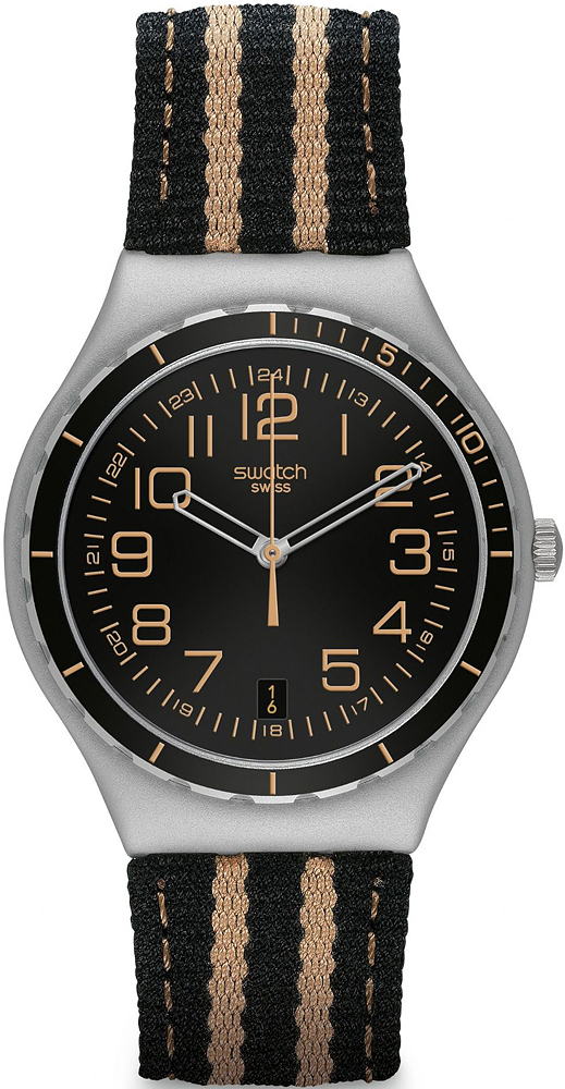 Zegarek męski Swatch irony YGS4033 - duże 1