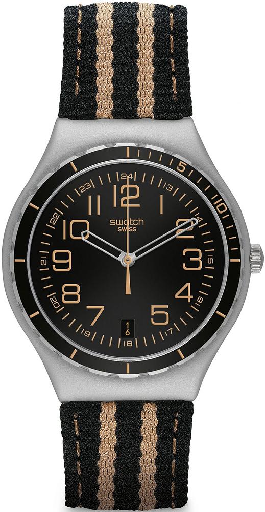 Zegarek Swatch YGS4033 - duże 1