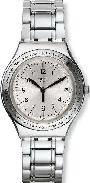 Swatch YGS471G Irony Big SILVER JOE