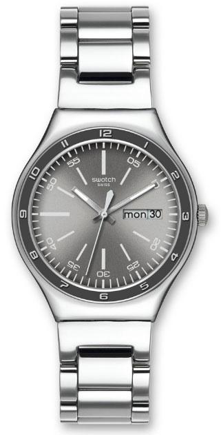 Swatch YGS750G Irony Big Silver Decency