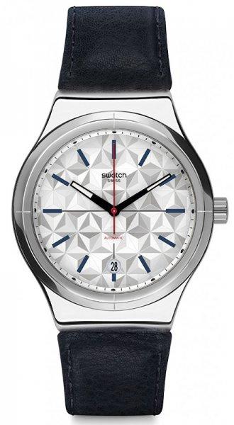 YIS408 - zegarek męski - duże 3
