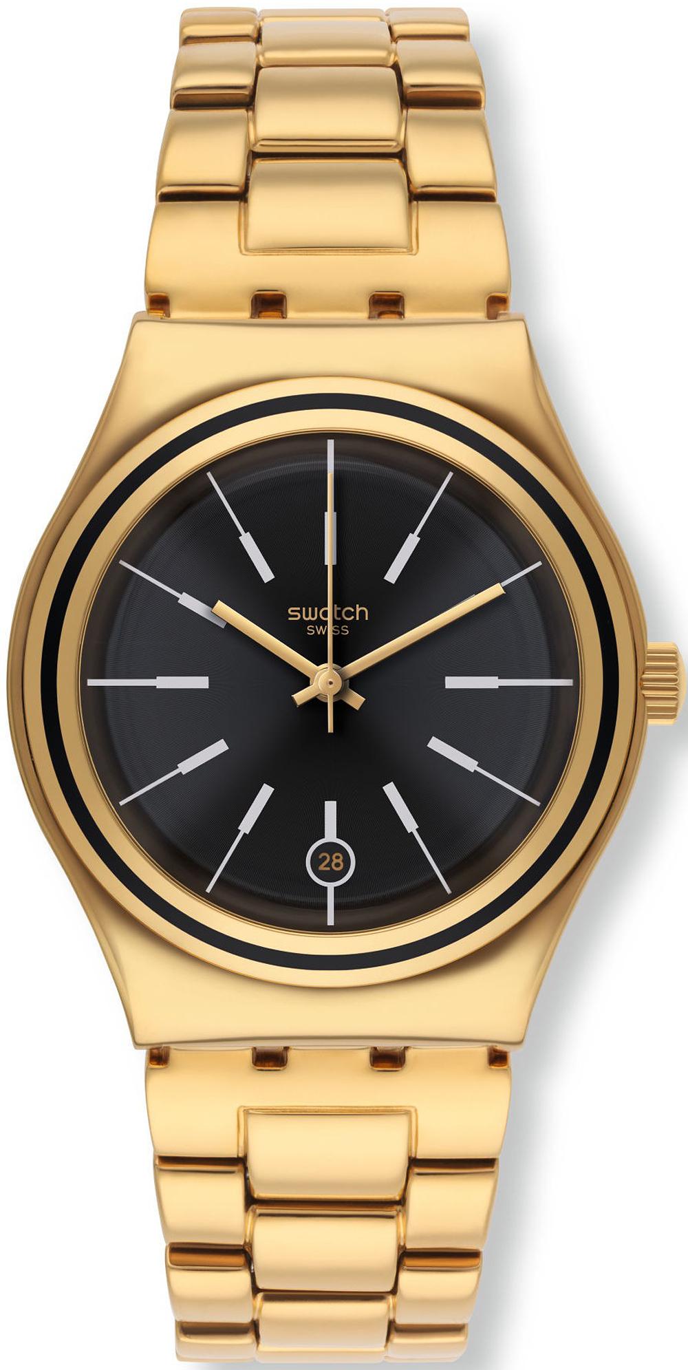YLG405G - zegarek damski - duże 3