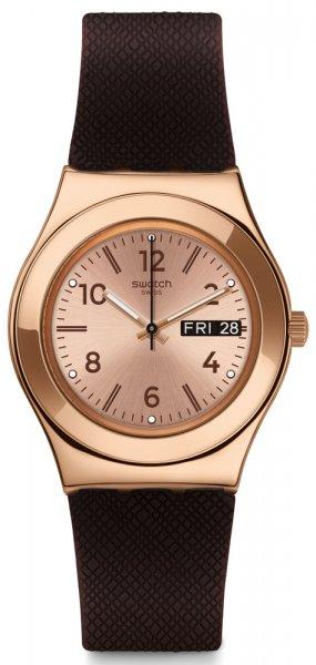 Zegarek Swatch BROWNEE - damski  - duże 3