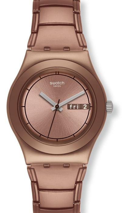 Zegarek damski Swatch irony YLM7001AG - duże 1
