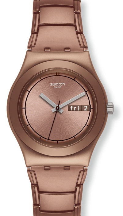 Zegarek Swatch YLM7001AG - duże 1