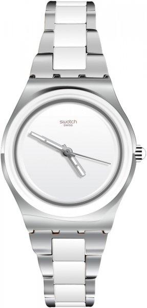 Zegarek damski Swatch irony medium YLS141GC - duże 1