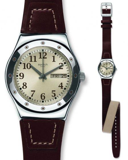 Zegarek Swatch DOUBLEWRAP - damski  - duże 3