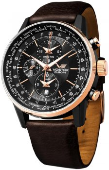 zegarek męski Vostok Europe YM26-5603255
