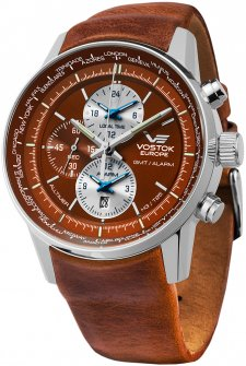 zegarek  Vostok Europe YM26-565A292