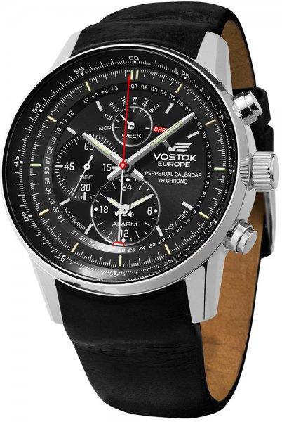 Zegarek Vostok Europe  YM86-565A287 - duże 1