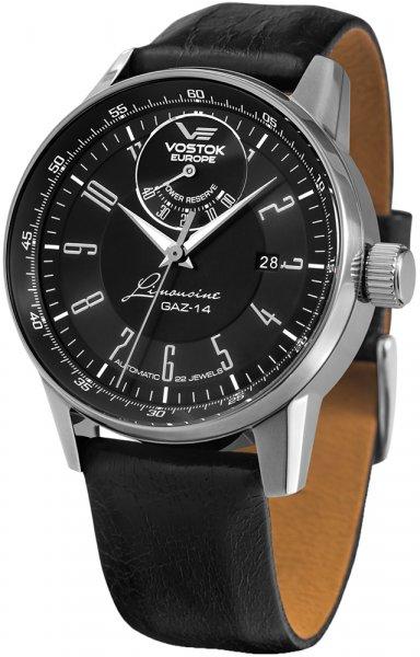 Zegarek Vostok Europe YN85-560A517 - duże 1