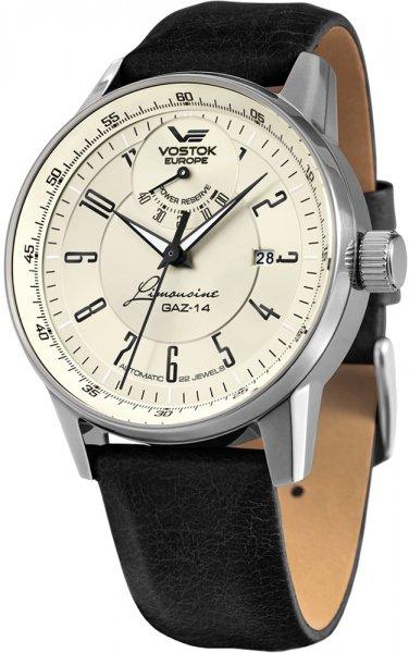 Zegarek Vostok Europe YN85-560A518 - duże 1