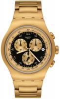 zegarek Golden Block Black Swatch YOG403G