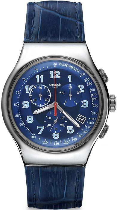 Swatch YOS449 Irony Chrono BLUE TURN