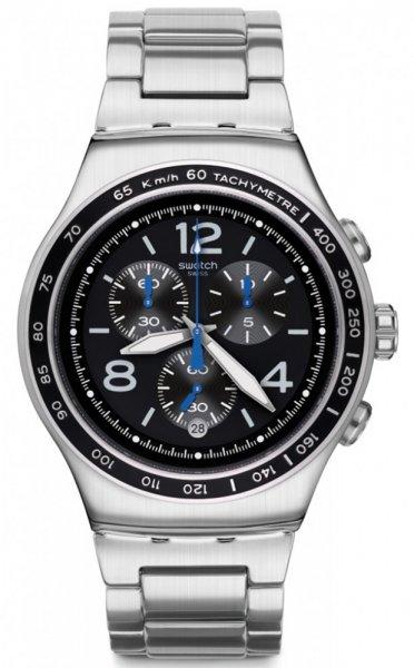 YOS456G - zegarek męski - duże 3