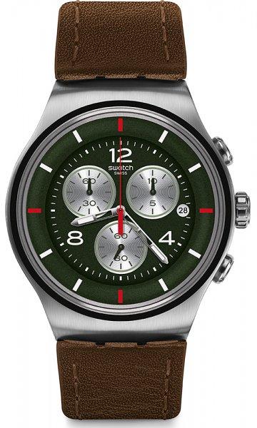 YOS457 - zegarek męski - duże 3