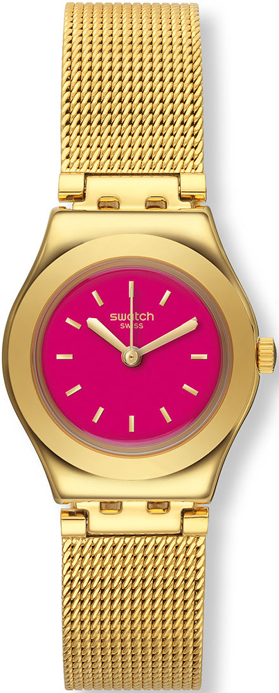 Swatch YSG142M Irony Lady TWIN PINK