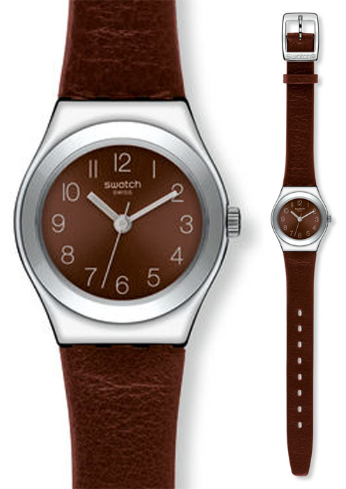 Swatch YSS270 Irony Lady Terra Rossa