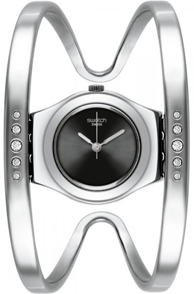 Zegarek Swatch Satre L - damski  - duże 3