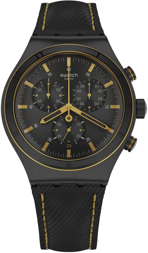YVB400 - zegarek męski - duże 3