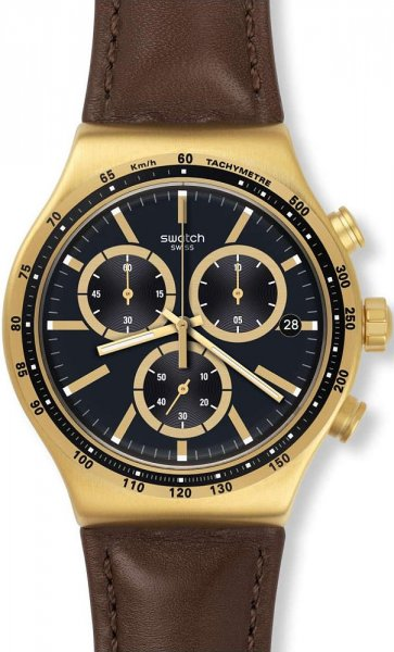 Zegarek Swatch YVG401 - duże 1