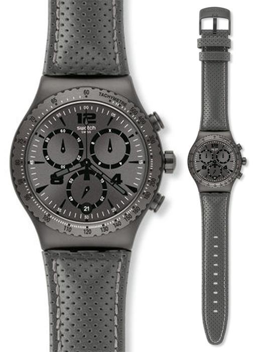 Zegarek Swatch YVM400 - duże 1