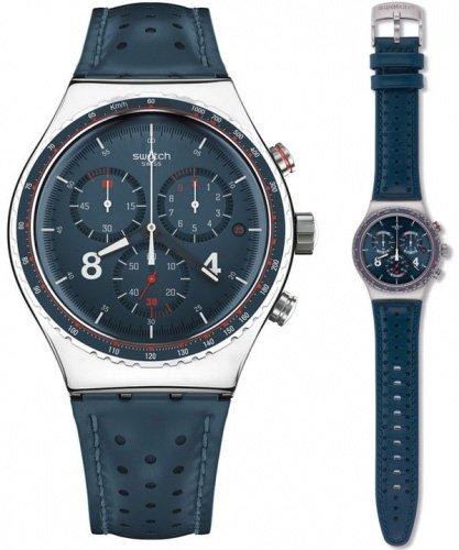 Zegarek męski Swatch irony chrono YVS406 - duże 1
