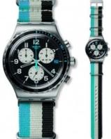 Zegarek męski Swatch irony chrono YVS409 - duże 1
