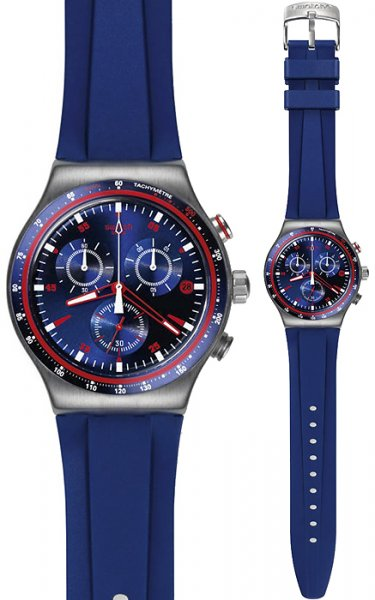 Zegarek Swatch YVS417 - duże 1