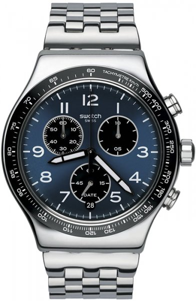 Zegarek Swatch YVS423G - duże 1