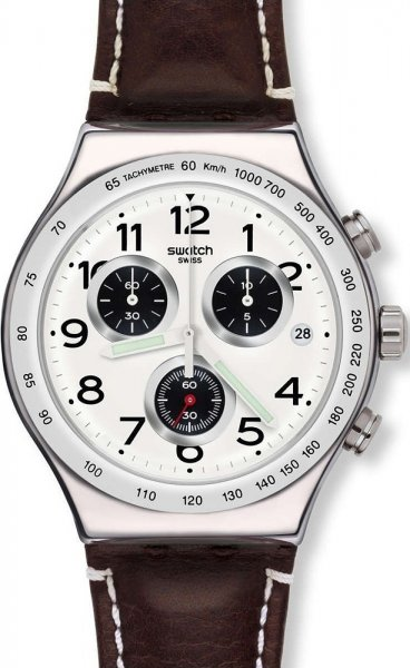 YVS432 - zegarek męski - duże 3