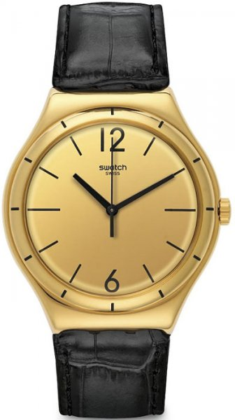 YWG100 - zegarek męski - duże 3