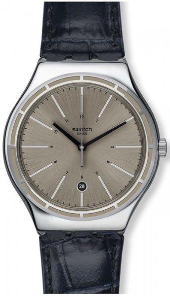 YWS415 - zegarek męski - duże 3