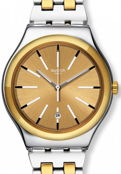 YWS421G - zegarek męski - duże 3