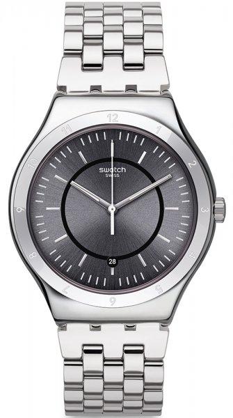 YWS432G - zegarek męski - duże 3