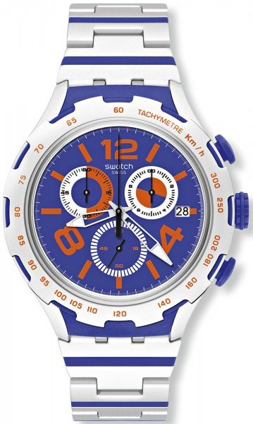Zegarek Swatch YYS4011AG - duże 1