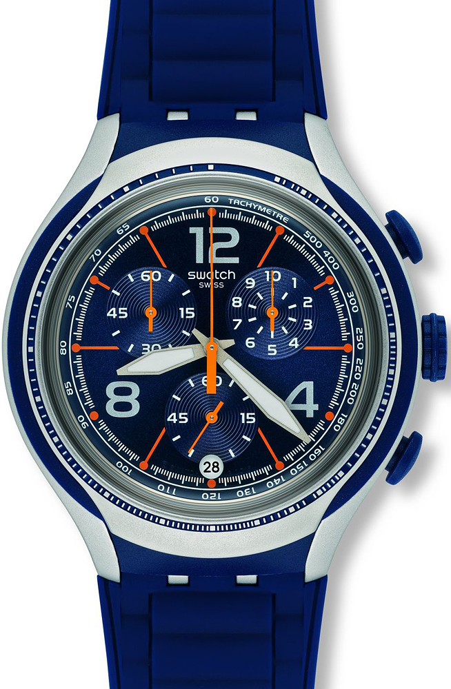 Zegarek Swatch YYS4015 - duże 1