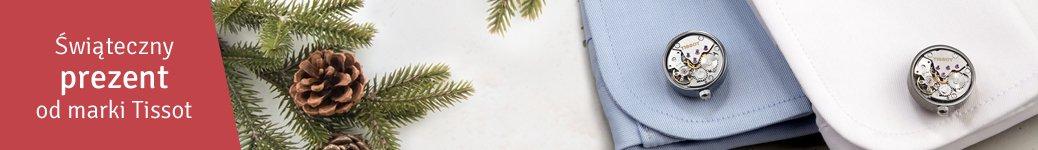 Świąteczny prezent od marki Tissot
