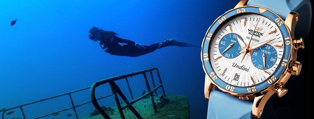 Zegarek Vostok Europe Undine