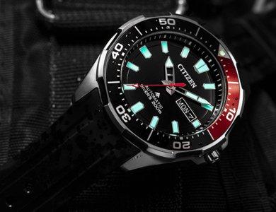 Limitowane zegarki Promaster na 50-lecie Citizena! - zdjęcie