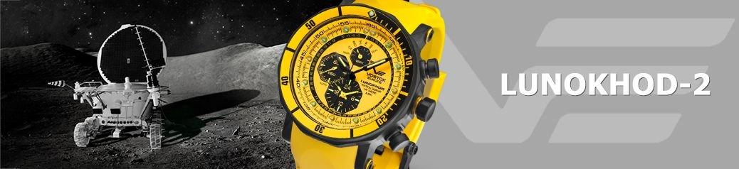 Zegarek Vostok Europe Lunokhod