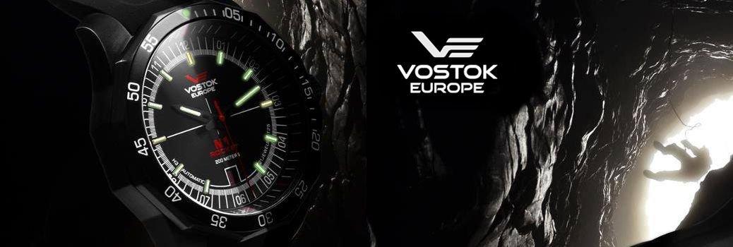 Zegarek Vostok Europe N1 Rocket