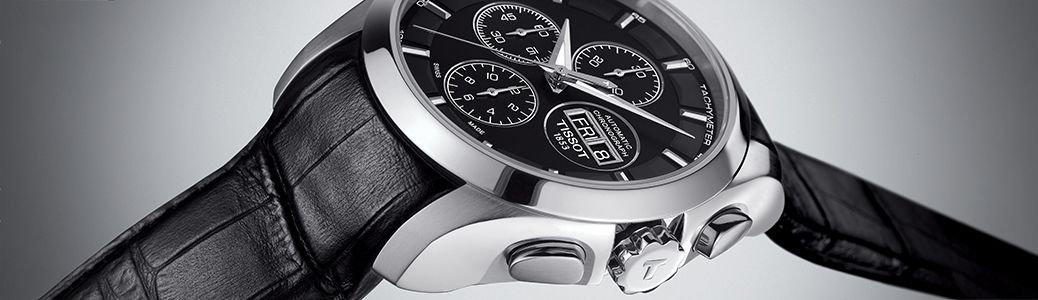Zegarek Tissot Couturier