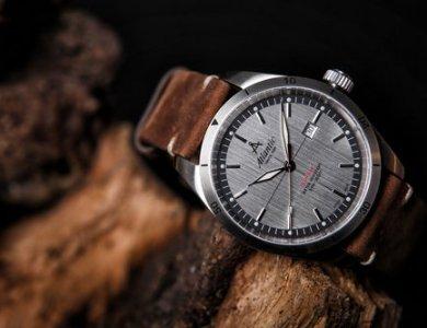 Nowa seria zegarków pilot - Atlantic Seaflight - zdjęcie