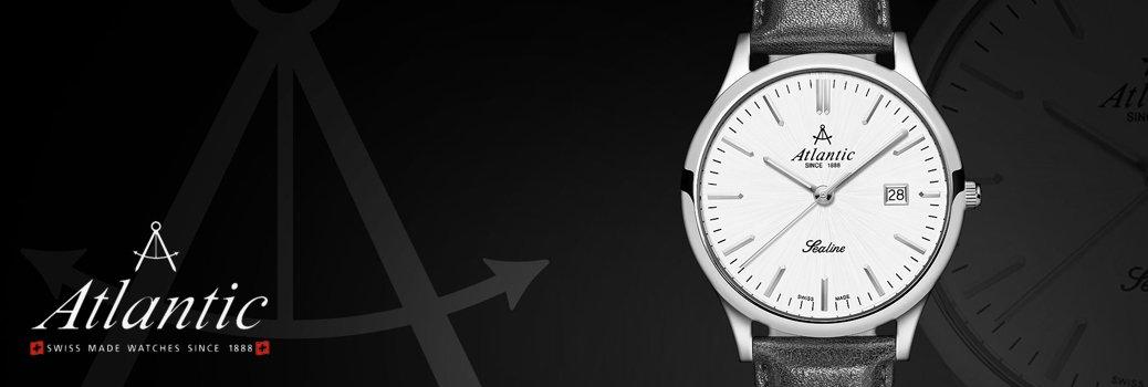 Klasyczna kolekcja zegarków Atlantic Sealine