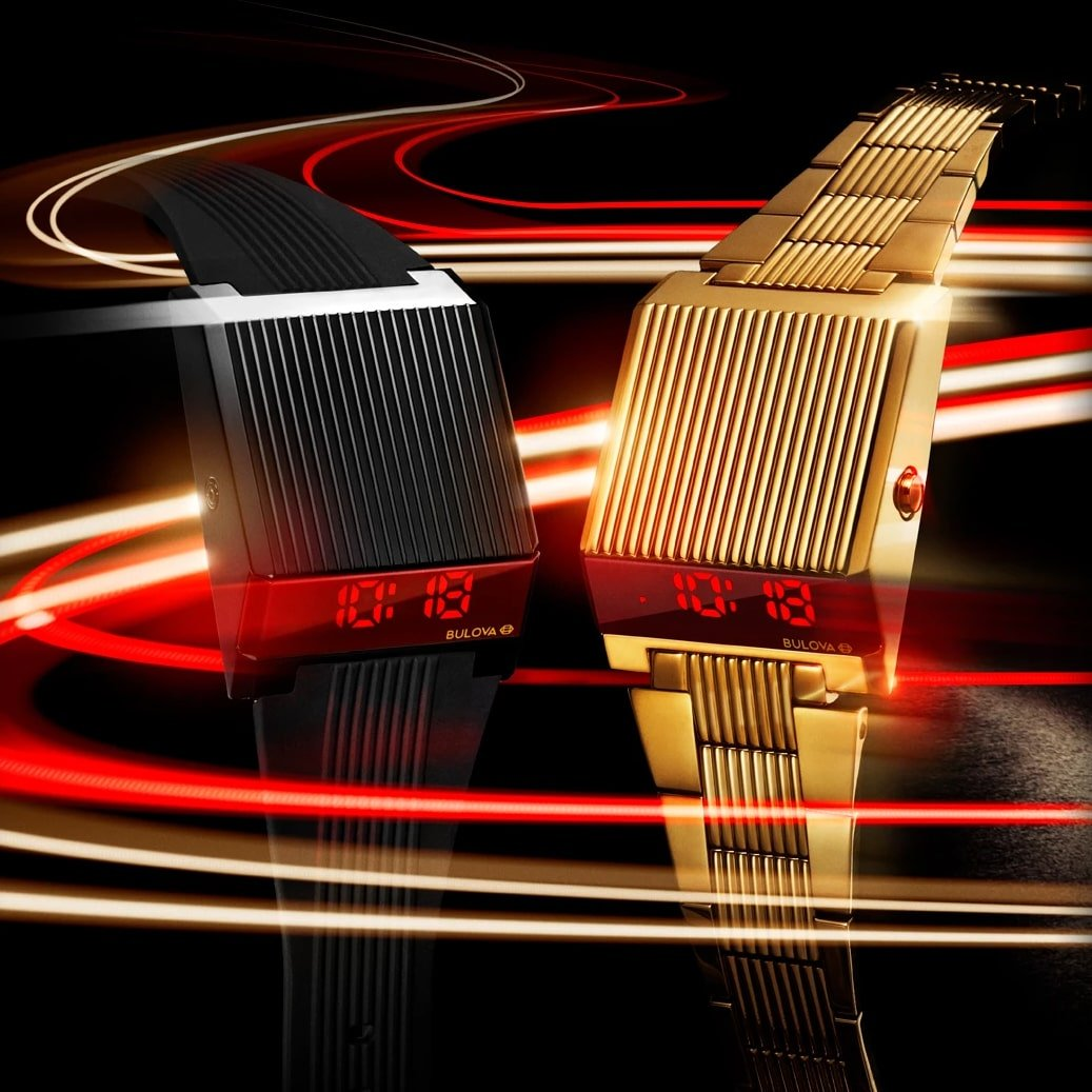 Niesamowite zegarki Bulova Computron