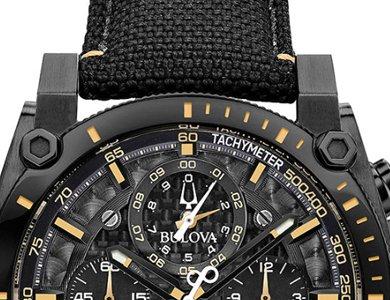 Najdokładniejsze zegarki Bulova Precisionist - zdjęcie